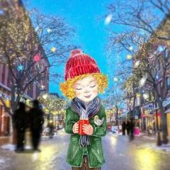 Warm Up This Winter (Single) - Chocolat.D