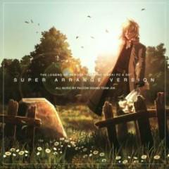 THE LEGEND OF HEROES SORA NO KISEKI FC & SC SUPER ARRANGE VERSION CD2