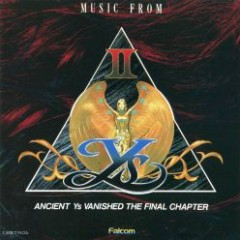 Music from Ys II CD1