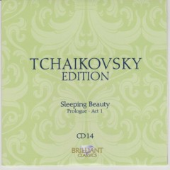 Tchaikovsky Edition CD 14 (No. 1)