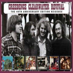 Willy And The Poor Boys (40th Anniversary Edition) - Creedence Clearwater Revival