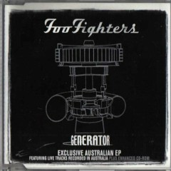 Generator (Exclusive Australian EP)