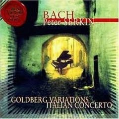 J S Bach Goldberg Variations Disc 3 - Peter Serkin
