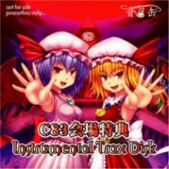 C83 Kaijou Tokuten Instrumental Trax Disk - OTOMEKAN