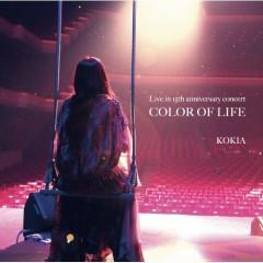 COLOR OF LIFE (CD1) - KOKIA