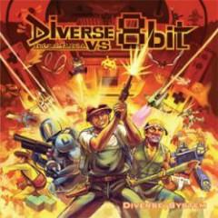 Diverse vs 8bit CD2
