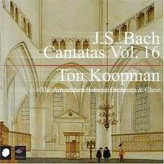 Bach - Complete Cantatas, Vol. 16 CD 1