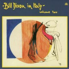 Bill Dixon in Italy - Volume 2
