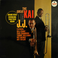 The Great Kai & J.J. - Kai Winding,J.J. Johnson