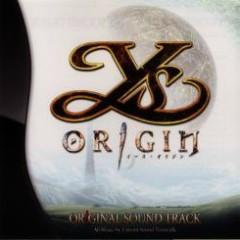 Ys Origin Original Sound Track CD1