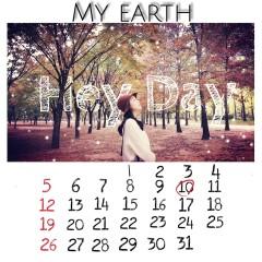 My Earth (Single)