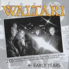 Early Years - Monk Punk (CD1) - Waltari