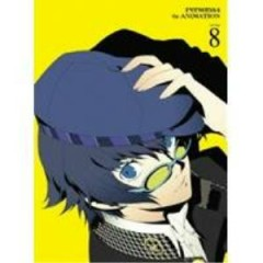 PERSONA 4 THE ANIMATION VOLUME 8 BONUS CD