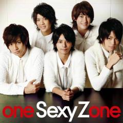 Sexy Zone 5th Anniversary Best CD1