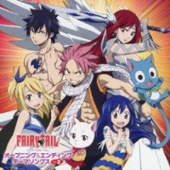 Fairy Tail Opening & Ending Theme Songs Vol.2