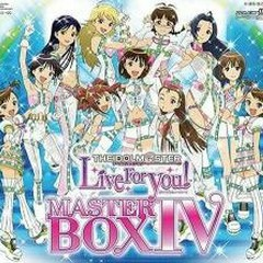 THE IDOLM@STER MASTER BOX IV (CD7)