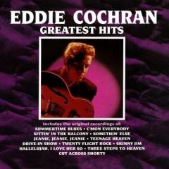 Eddie Cochran - Greatest Hits - Eddie Cochran