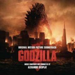 Godzilla OST - Alexandre Desplat