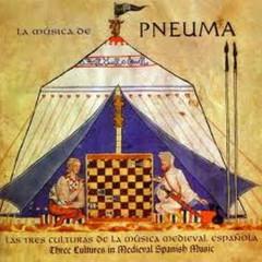 La Musica De Pneuma No.1 - Eduardo Paniagua