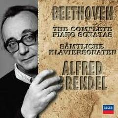 Beethoven: Complete Piano Sonatas Disc 4 Piano Sonatas Op 2 Nos.1, 2 & Amp 3 - Alfred Brendel