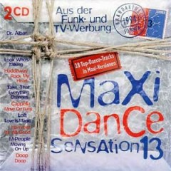 Maxi Dance Sensation 13 (CD3)