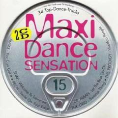 Maxi Dance Sensation 15 (CD3)