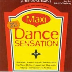 Maxi Dance Sensation 17 (CD3)
