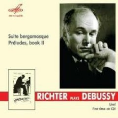 Richter Plays Debussy CD2