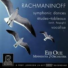 Rachmaninoff Symphonic Dances - Eiji Oue,Minnesota Orchestra