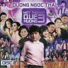 Một Thoáng Quê Hương 3 - CD2