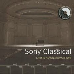 Sony Classical - Great Performances 1903-1998 CD2 No.2