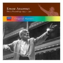 Ernest Ansermet Decca Recordings 1953-1967 Original Masters CD1