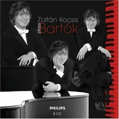 Bartok - The Works For Solo Piano CD2 ( No.1) - Zoltán Kocsis,Martha Lukin,Karoly Mocsári