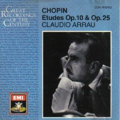 Chopin Etudes CD1