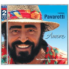Amore - The Essential Romantic Collection CD1