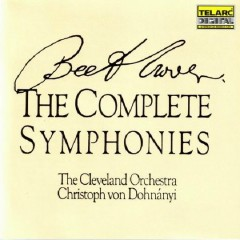 Beethoven The Complete Symphonies Disc 3 - Christoph von Dohnanyi
