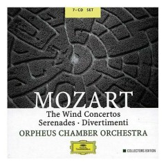 The Wind Concertos Serenades Divertimenti CD2