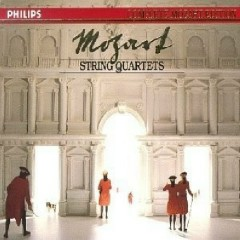 Mozart - String Quartets CD3