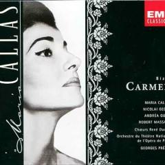 Bizet - Carmen CD1 ( No. 1) - Maria Callas,Various Artists