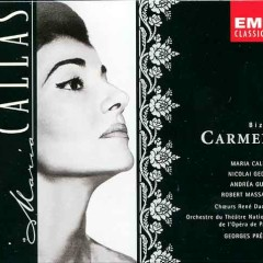Bizet - Carmen CD1 ( No. 2) - Various Artists,Maria Callas