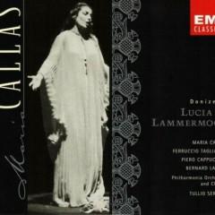 Donizetti - Lucia Di Lammermoor CD1