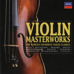 Violin Masterworks CD25