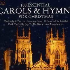 100 Essential Carols & Hymns For Christmas CD4 ( No. 2)