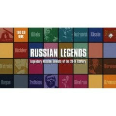 Brilliant Classics - Russian Legends CD 35