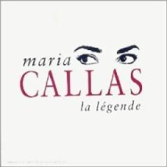 Maria Callas: The Legend CD2 - Maria Callas,Various Artists