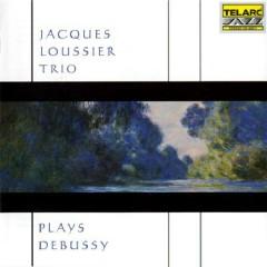 Plays Debussy - Jacques Loussier Trio