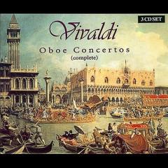 Vivaldi Oboe Concertos CD 3 - Burkhard Glaetzner