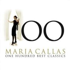 Maria Callas 100 Best CD1