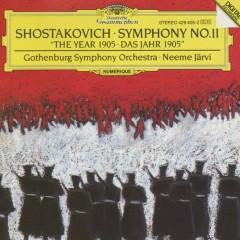 "Shostakovich Symphony No.11 ""The Year 1905"" - Gothenburg Symphony Orchestra,Neeme Jarvi"