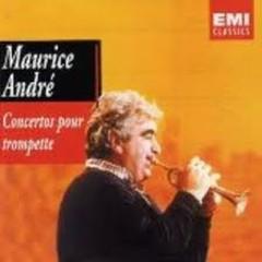 Concertos Pour Trompette CD 2  - Maurice Andre